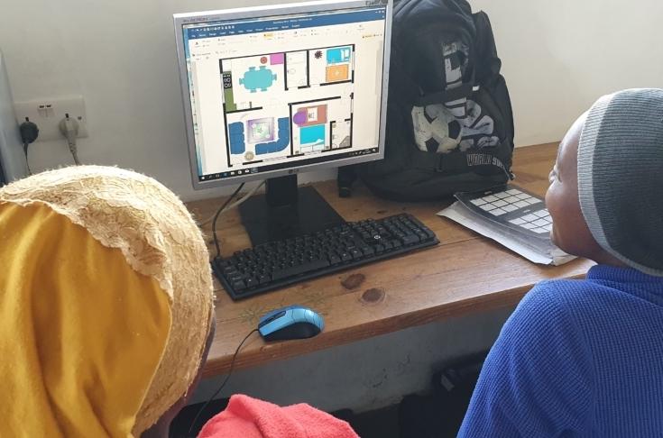 Computerschule in Momella