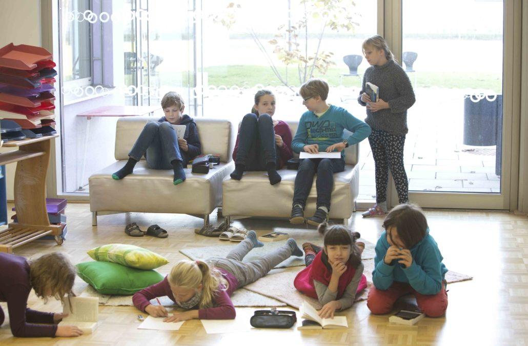 Salzburger Schulen im Aufbruch